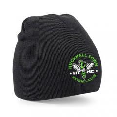 Hucknall Netball Beanie Hat