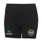 Hucknall Netball Cool Training Shorts